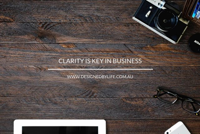 clarity+is+kay+in+business+cover