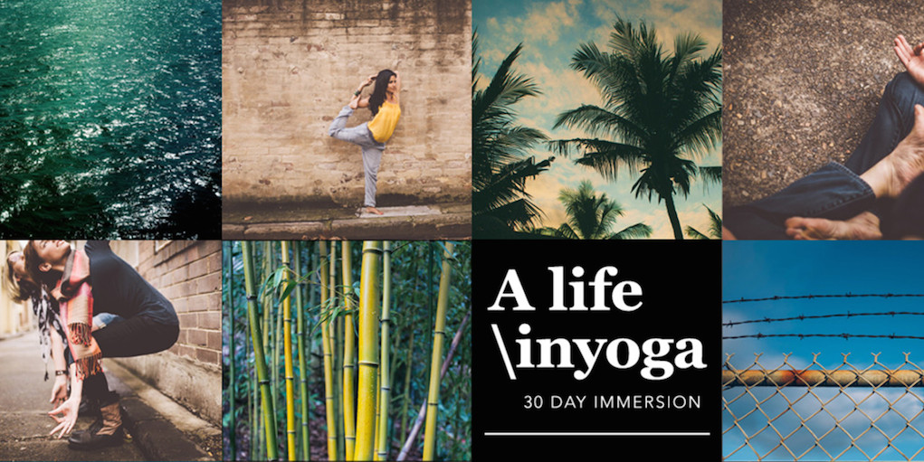 A life in yoga 30 day immersion copy